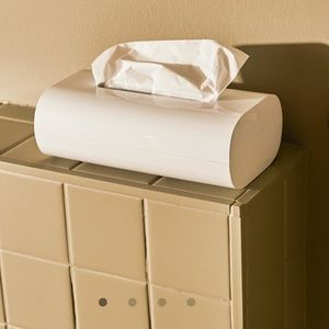 Alessi Italy Tissue Box